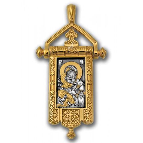 Владимирская Богородица. Процветший Крест
