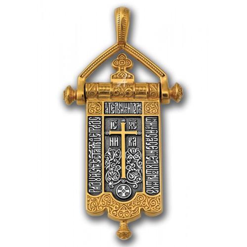 Владимирская икона Божией Матери. Процветший Крест