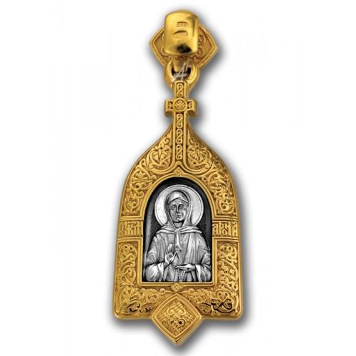 Икона Божией Матери «Взыскание погибших». Святая Матрона