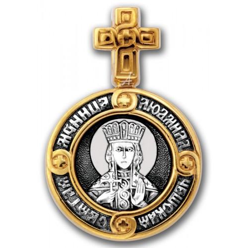 Святая мученица Людмила, княгиня Чешская. Ангел Хранитель 102.144
