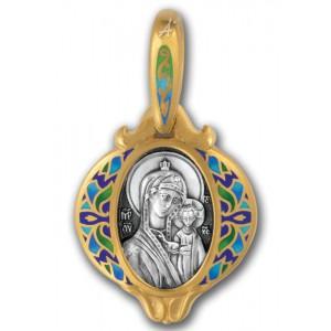 Казанская икона Божией Матери. Молитва «Мати Божия, спаси мя» 103.222