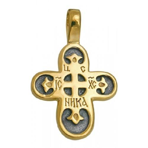 Крест нательный «Агничный» 535