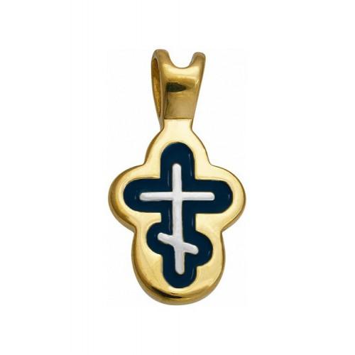 Крест нательный «Отроческий» 556-2