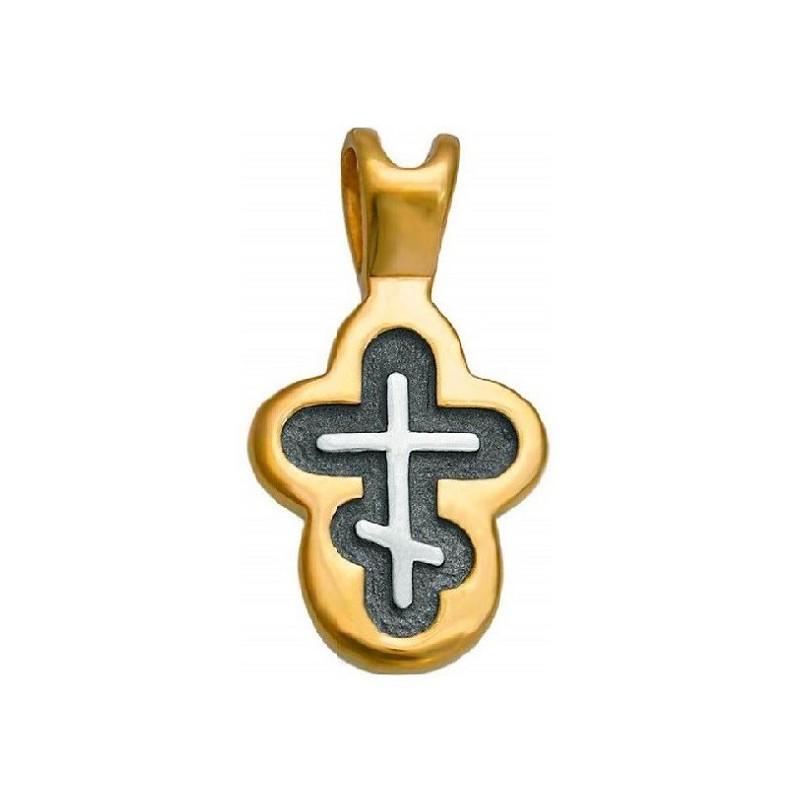 Крест нательный «Отроческий» 556-4