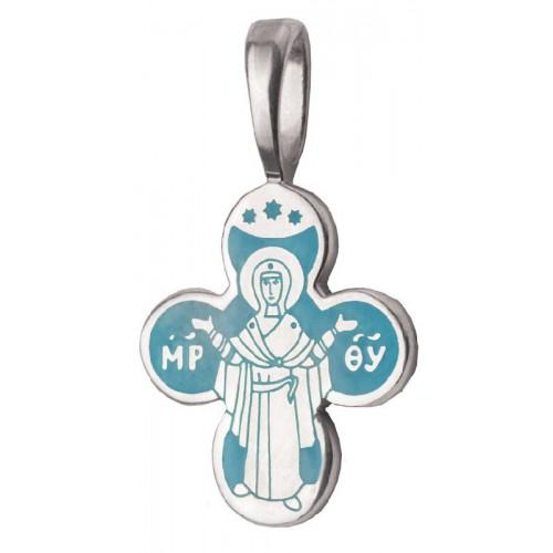 Крест нательный «Оранта» 755-2