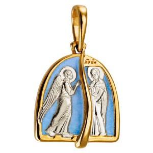 Образ «Благовещение» 631