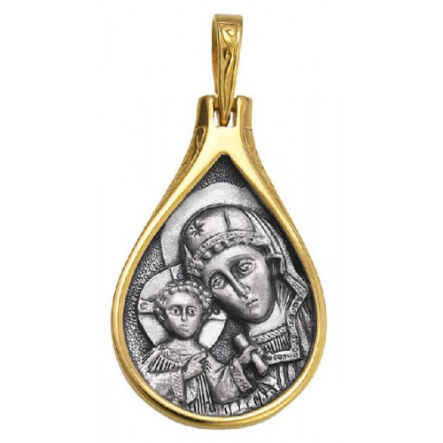 Образ Божией Матери «Петровская» 539