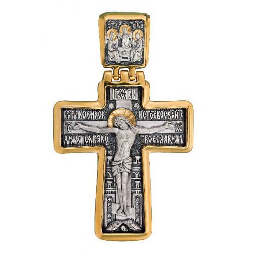 Крест нательный «Дивеевский» монастырской мастерской