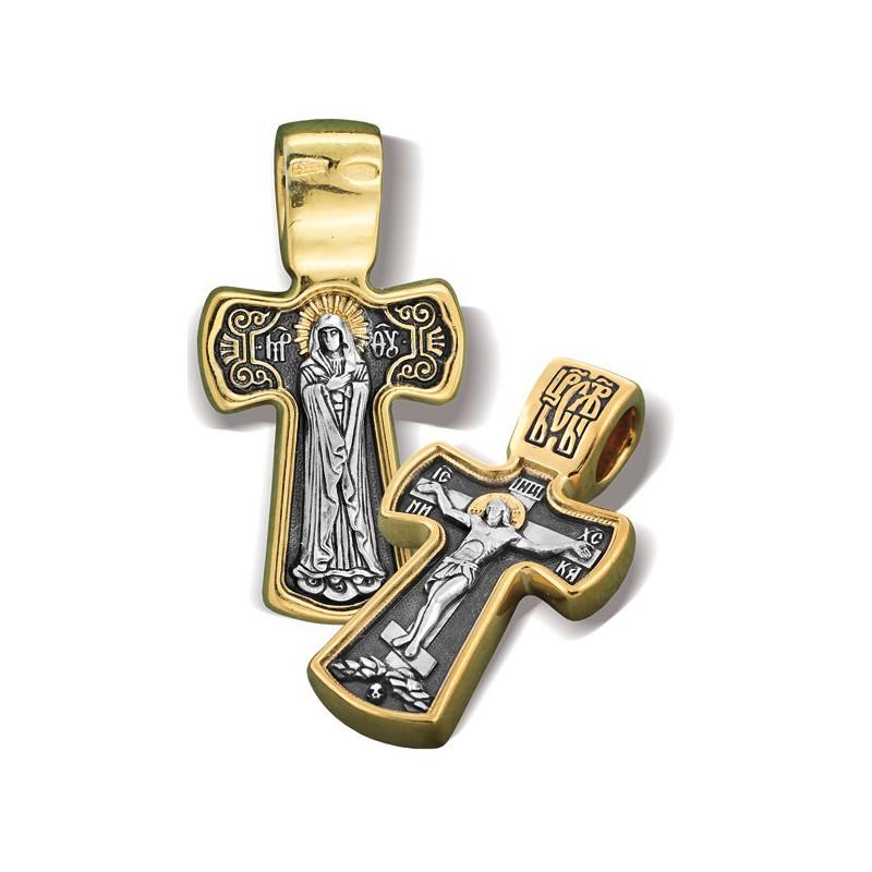 Распятие Христово. Икона Божией Матери Умиление