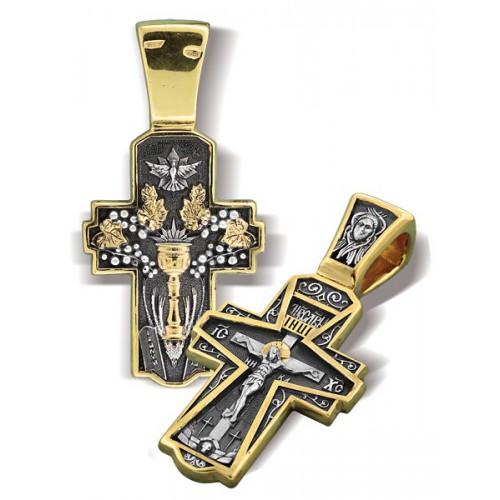 Крест «Евхаристия» (малый) КР031