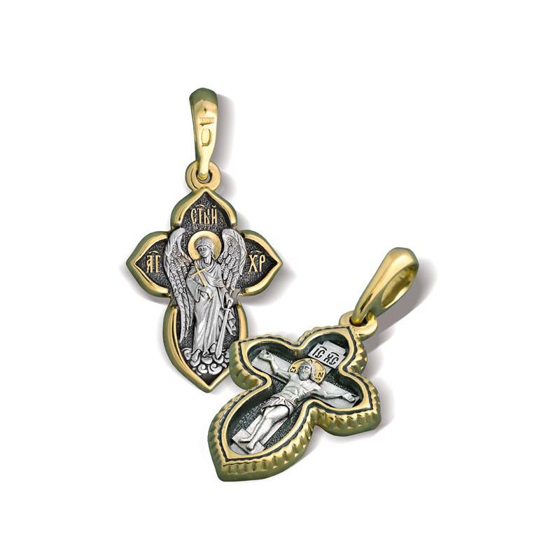 Крест «Ангел Хранитель» КР038
