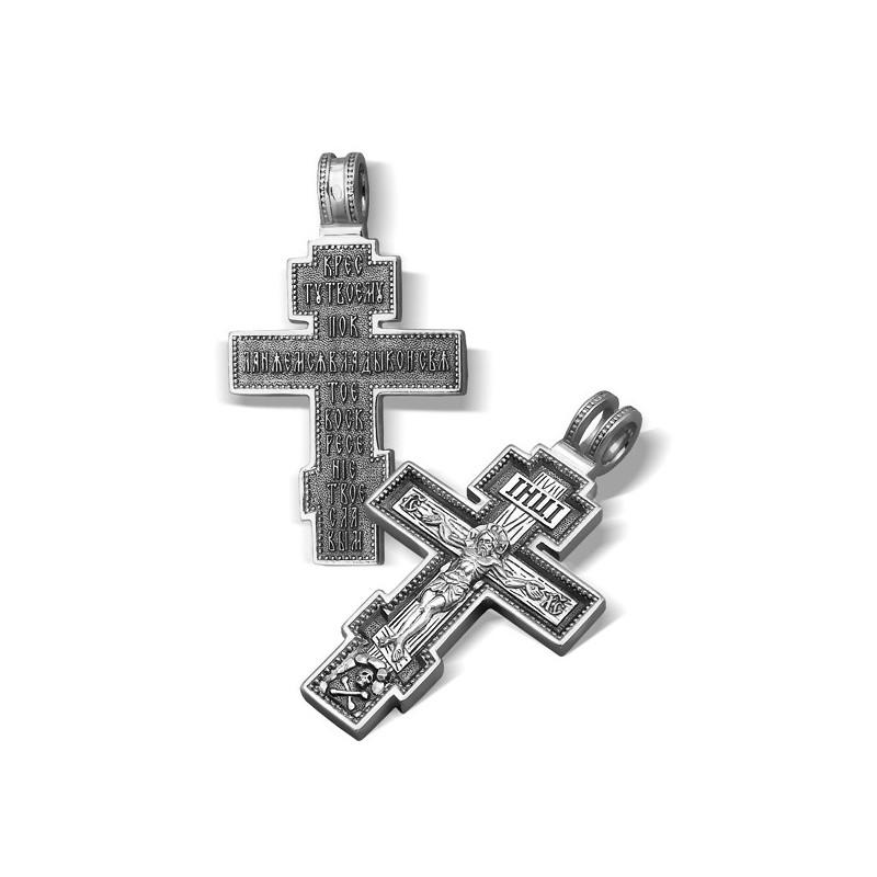 Крест «Осьмиконечный» КР047