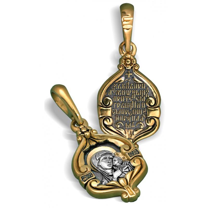 Образ «Касперовская икона Божией Матери» ПД071