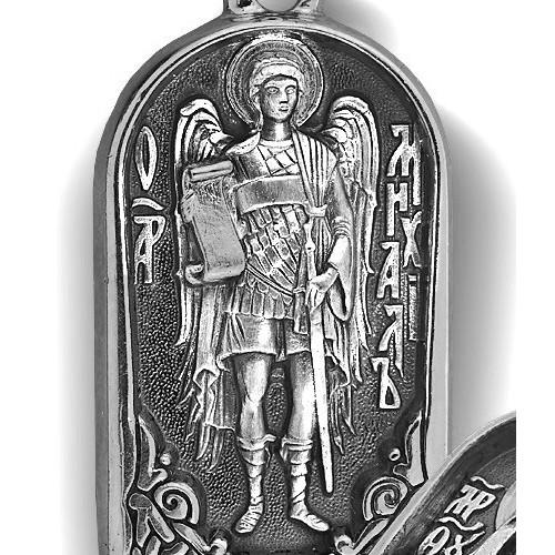 «Казанская Богородица. Архангел Михаил» ПД012
