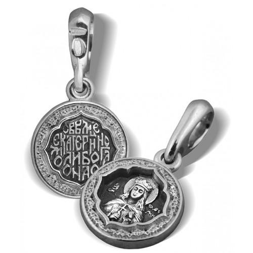 Образ «Святая великомученица Екатерина» ПД032