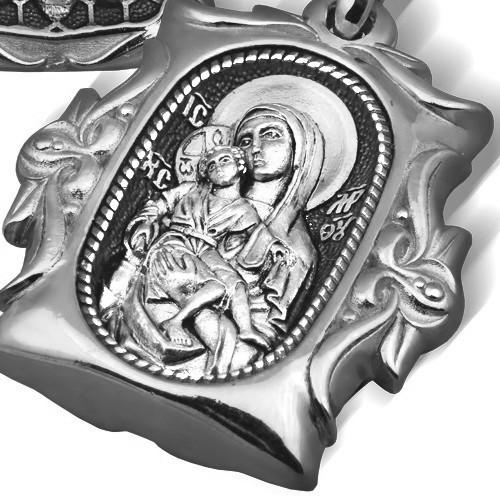 Образ Божией Матери «Киккская» (Милостивая) ПД085s