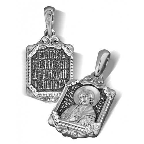 Образ «Святой бл. Александр Невский» ПД001s